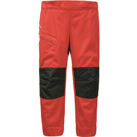 DIDRIKSONS Lövet 2 Pants Kids, poppy red